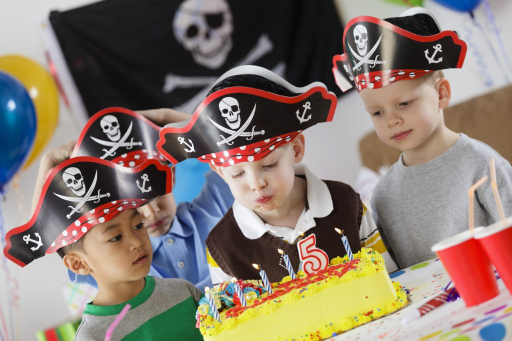 Entertainment For Kids & Pirate Parties