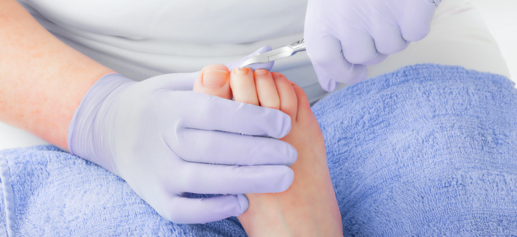 Qualified foot specialist in London