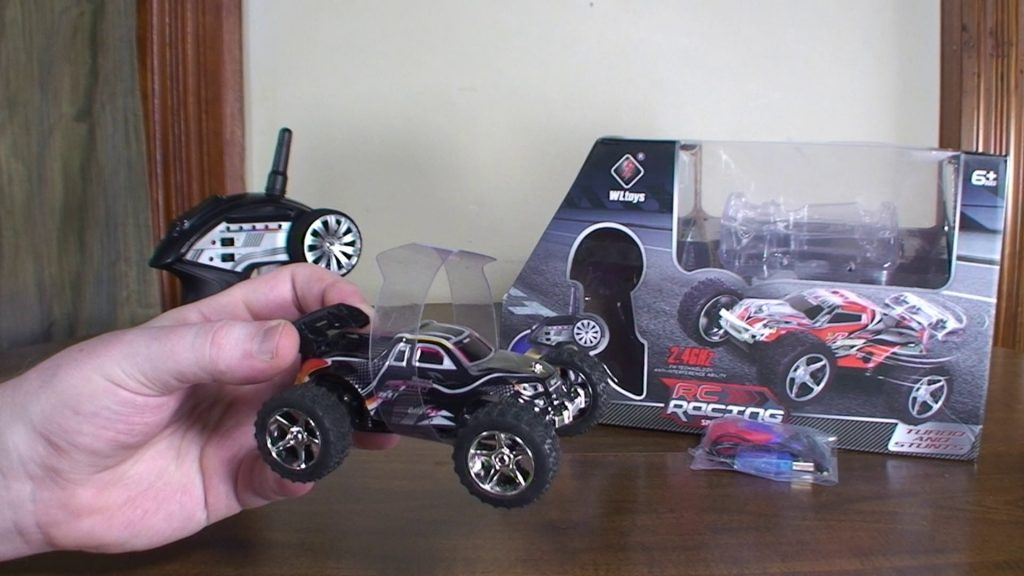 WL Toys Car-