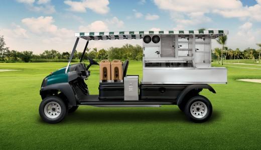 golf cart transport